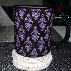 Disney Haunted Mansion Wallpaper Mug